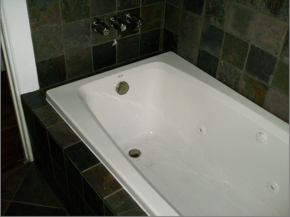 Yahoo! Canada Answers - Tiling around the tub?